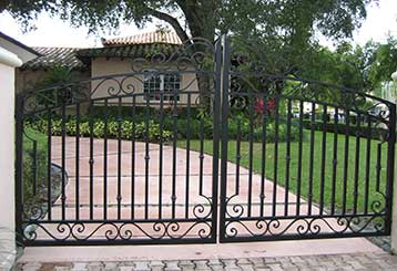 The Most Common Driveway Gate Materials Used Today | Gate Repair Encinitas, CA
